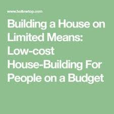 building a home budget cost to build a new house basements budgeting and check