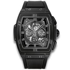 hublot spirit of big bang 45mm all black ceramic men s watch spirit of big bang 42mm all black ceramic men 039 s watch