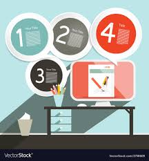 Free Office Layout Design Template Office Infographics Template Layout With