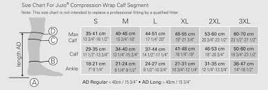 Juzo Compression Calf Wrap