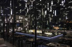 Lighting Design Lebanon This Rooftop Bar Shines A New Light On The Beirut Nightlife