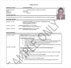 How To Create A Professional Resume Tyrinova Com