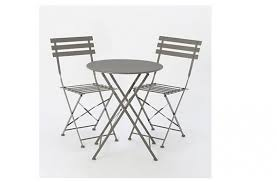 folding bistro chairs metal. bistro table folding chairs metal g