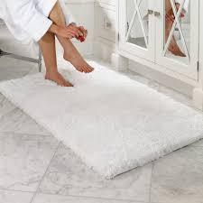 norcho 31 x 19 soft gy bath mat