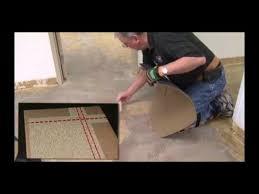 hexagon tile installation
