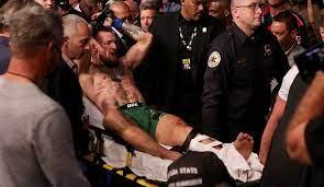 UFC 264: Conor McGregor sieht Niederlage gegen Dustin Poirier nicht ein und  flippt aus