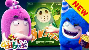 SCARIEST MOVIE - หนังสยองที่สุดวันฮาโลวีน   Oddbods   NEW HALLOWEEN 2020    การ์ตูนสนุกสำหรับเด็ก - YouTube