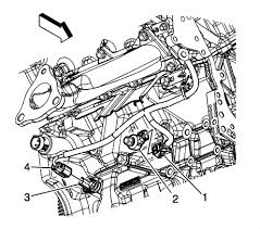 buick enclave cxl how do you replace a crankshaft sensor on graphic