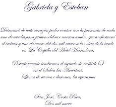 Redacccion Y Formato De Boda En 2019 Texto Invitaciones De