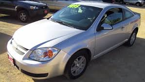 Cobalt chevy cobalt 2006 : 2006 CHEVROLET COBALT COUPE, Start Up, Walk Around and Review ...