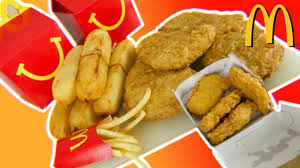 mcdonalds supersize meal. Simple Meal McDonalds SUPERSIZED CHICKEN NUGGET HAPPY MEAL And Mcdonalds Supersize Meal D