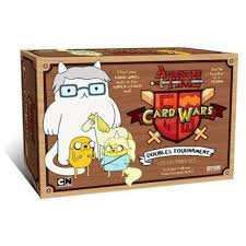 Timecard Ca Cryptozoic Adventure Time Card Wars Doubles Tournament Collectors