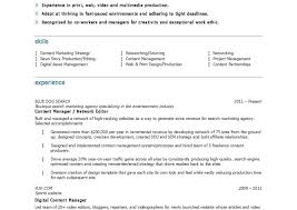 Email Marketing Resume Examples Best of Sample Resume Marketingsistant Project Manager For Digital
