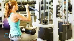 weight machine workout routines