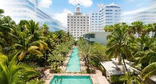 National Fl Beach - Hotel Miami com Booking