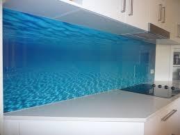 Kitchen Glass Splashback Printed Glass Gallery Glass Splashbacks Gold Coast In Glass Design