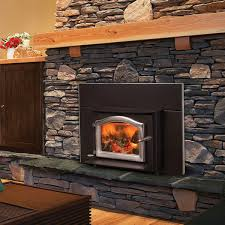 a ashwood wood fireplace insert made in the usa