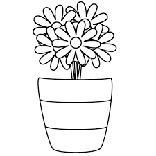 Small Picture Coloring Book Vases Coloring Coloring Pages