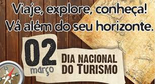 Resultado de imagem para dia nacional do turismo