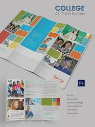 tri fold maker latest free travel brochure maker templates examples 8 brochure