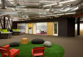 great office interiors. Unique Office Interior Design Ideas To Promote Working Mood : Free Standing Work Pods Skype Great Interiors E
