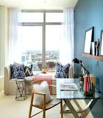 guest bedroom and office. Office Guest Bedroom Room Combo Decorating And