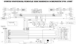 curtis plow headlight wiring harness gm complete wiring diagrams \u2022 Fisher Plow Wiring Schematic curtis sno pro 3000 truck side wiring kit control harness power 2 rh storksplows com blizzard plow wiring harness fisher plow wiring harness