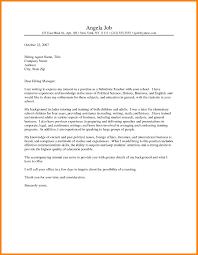 Dance Teacher Cover Letter Samples Ideas Of Cover Letters For Dance