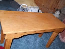 antique infant school desk