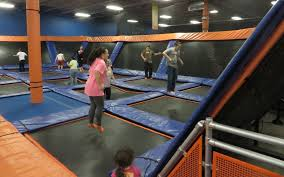 Sky Zone In Memphis Get Jumping At Sky Zone Trazee Travel