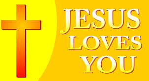 Image result for JESUS LOVES YOU FREE ORANGE CLIPART