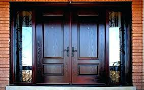 exterior door with transom entry sidelights craftsman project