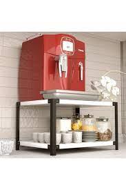 codemodeist Tezgah Üstü Çay Kahve Makinesi Bardak Düzenleyici Stand  Organizer Raf. Fiyatı, Yorumları - TRENDYOL