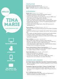 innovative resume designs