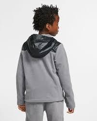 Nike Sportswear Winterized Older Kids Boys Full Zip Hoodie