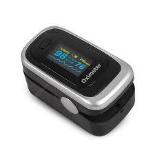 Finger Pulse Oximeter SPO2 PR PI RR SpO2 Respiratory Pulse ...
