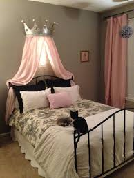 Mop Bucket Bed Crown   House ideas   Bed crown, Room decor, Girl room