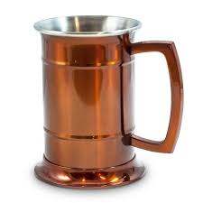 copper tankard two tone gifts for men ontario