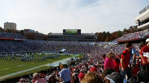 Best Football Experience Around Review Of Kenan Memorial