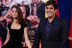 chloe gosselin david copperfield engaged com david copperfield and chloe gosselin jim ruymen