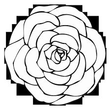 Kleurplaten Bloemen Rozen Kleurplaat Vor Kinderen 2019 Intended