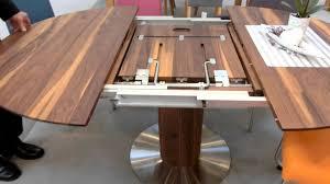 Esstisch Oval Ausziehbar Holz