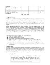Names Of Cleaning Businesses Gutter Cleaning Business Plan Business Estimate Form In Excel Format