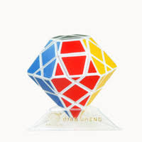 Cube Sticker <b>Black</b> UK