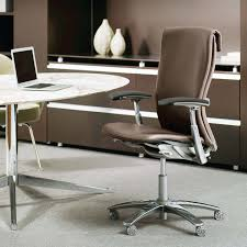 modern office chair. Life Task Chair With Spinneybeck Leather Modern Office