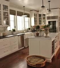 modern farmhouse kitchen design. Design Grey Metal Double Bowl Sink Brown Rhflorskitchencom Beige Small Soft Rhthaivillageafcom Modern Farmhouse Kitchen