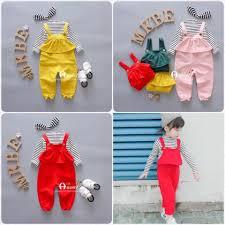 Set yếm cho bé gái từ 7kg - 17kg, Yếm bé gái dễ thương, Set yếm dài cho bé, Cá  tính, Quần áo trẻ em, Thời trang bé gái, Quần áo bé