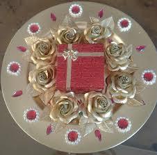 Indian Wedding Tray Decoration Decorative Wedding Tray 28