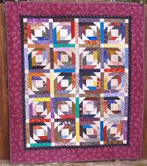 Quiltville's Quips & Snips!!: Pineapple Blossom! & Lap Quilt size approx 57.5