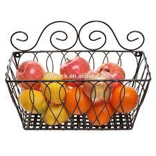 Wall Mounted Fruit Basket - HD Wallpapers